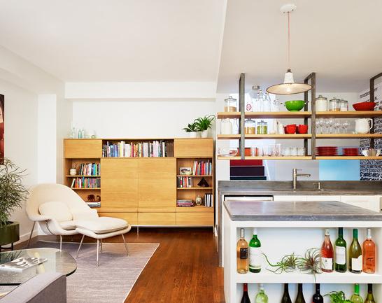 Decoracao De Sala E Cozinha Juntas ~ Hoje, o nosso tour passa por uma casa para mostrar cozinha e sala