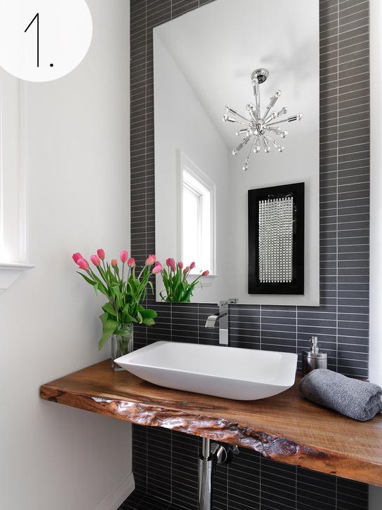 decorar lavabo antigo:DUPLA DINÂMICA: Invista no contraste interessante entre a bancada