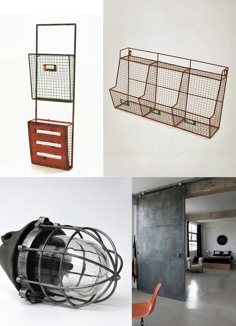 industrial casa baunilha