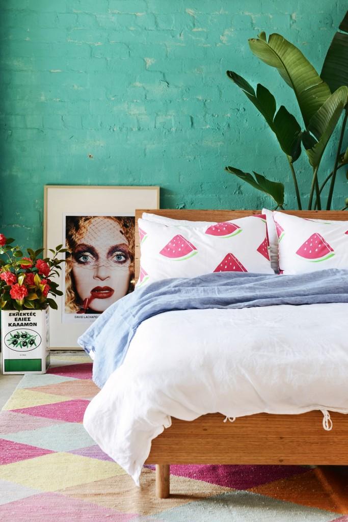 cama 2 casa baunilha