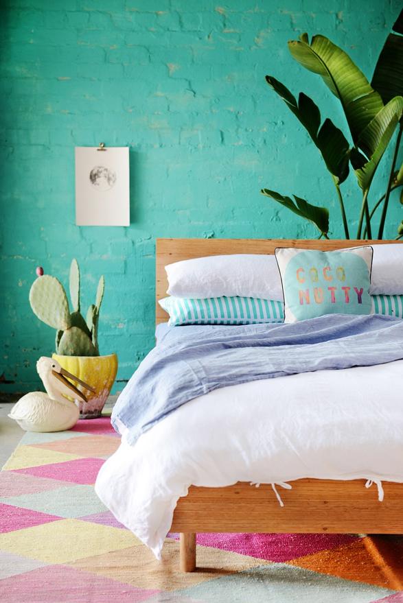 cama 3 casa baunilha